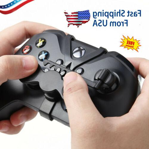 For Xbox One Mini Game Controller  Steering Wheel Add-on Rep