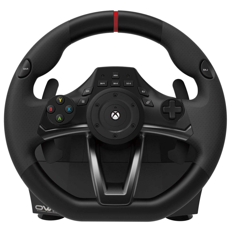 Xbox Pedal Set Hori Racing Gaming Simulator Driving