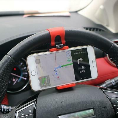 yeesite universal car steering wheel clip mount