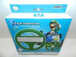 Hori Luigi Mario Kart 8 Steering Wheel for Nintendo Wii U Sy