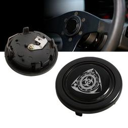 mazda rotary logo steering wheel horn button