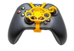 Xbox One Controller Mini Steering Wheel for Racing, Driving