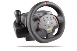 Logitech MOMO Racing - Wheel and pedals set - 6 button - PC,