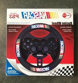 NASCAR PlayStation 3 PS3 Racing Wheel New In Box Sony Origin