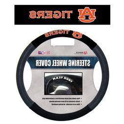 Fremont Die NCAA Auburn Tigers Poly-Suede Steering Wheel Cov
