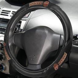 Fremont Die NCAA Oklahoma Sooners Massage Steering Wheel Cov