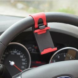 New generic Car Steering Wheel Universal Phone Holder Stand