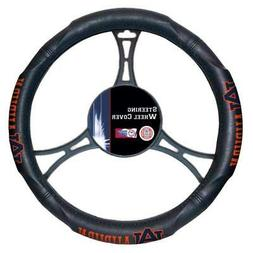 New NCAA Auburn Tigers Synthetic Leather Car Truck Steering