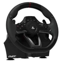 New HORI Racing Steering Wheel Apex PS4-052 for PS3 PS4 PC f