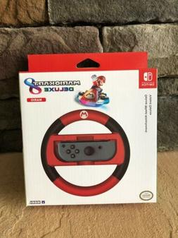 new sealed hori switch mario kart 8