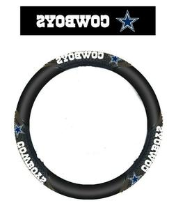 Fremont Die NFL Dallas Cowboys Massage Grip Steering Wheel C