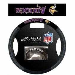 NFL Steering Wheel Cover: Minnesota Vikings