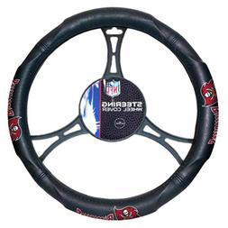 Officially Licensed NFL Tampa Bay Buccaneers Steering Wheel