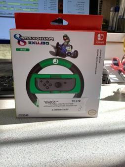 Nintendo Switch Deluxe Steering Wheel Luigi NSW-055U 153649