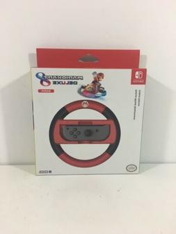 Nintendo Switch Mario Kart 8 Deluxe Mario Wheel Hori