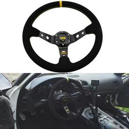 OMP car Sport <font><b>steering</b></font> <font><b>wheel</b