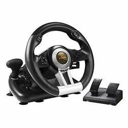 PC Racing Wheel, PXN V3II 180 Degree Universal Usb Car Sim R