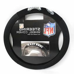 philadelphia eagles mesh steering wheel