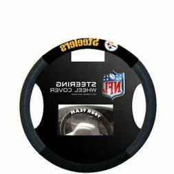 Northwest Pittsburgh Steelers NFL Steering Wheel Cover