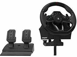 PlayStation 4 3 Steering Wheel And Pedal Set Racing Gaming S