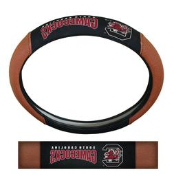ProMark NCAA SC Gamecocks Embroidered Steering Wheel Cover 2