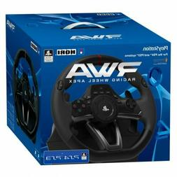 Hori PS4 Apex 4 Game Racing Wheel for Sony PlayStation 4 or