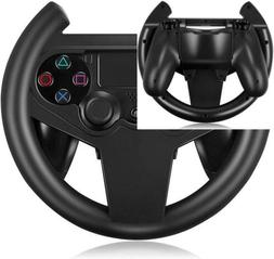 PS4 Gaming Racing Steering Wheel For Car Driving Controller