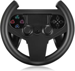 for PS4 Gaming Racing Steering Wheel Handle Driving Car 4 Pl