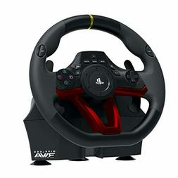 PS4 Wireless Steering Wheel And Pedal Set Racing Game Simula