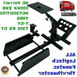 Racing Simulator, Adjustable Wheel Stand for Logitech G27 G2