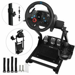 racing simulator steering wheel stand for g29