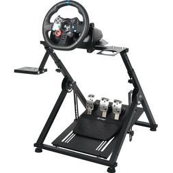 Racing Simulator Steering Wheel Stand for Logitech G25 G27 G