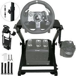 Racing Simulator Steering Wheel Stand Logitech G920 Thrustma