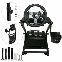 Driving Racing Simulator Cockpit Steering Wheel Stand For Lo