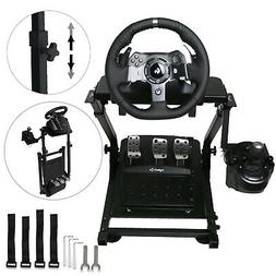 racing simulator steering wheel stand for t300rs