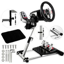 Racing Simulator Steering Wheel Stand Frame Pro Cockpit G29