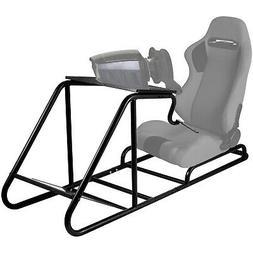 Racing Simulator Steering Wheel Stand For Logitech Cockpit W