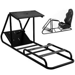 Racing Simulator Steering Wheel Stand Logitech Cockpit witho