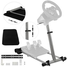 Racing Simulator Steering Wheel stand Logitech DELUXE V2 Thr