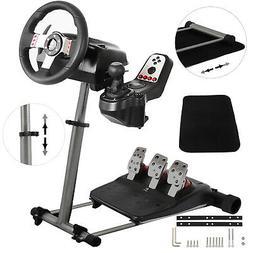 Racing Simulator Steering Wheel stand Logitech DELUXE V2 PRO