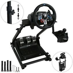 Racing Simulator Steering Wheel Stand Logitech. G29 Thrustma