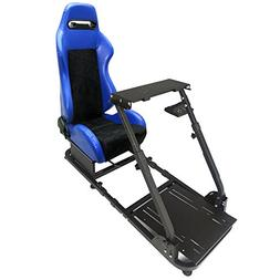 IKON MOTORSPORTS Racing Simulator Steering Wheel Stand Compa