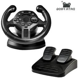 DATA FROG Racing Steering Wheel For PS3 Game Steering Wheel