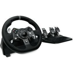 Racing Steering Wheel Logitech G920 Dual-Motor Feedback With