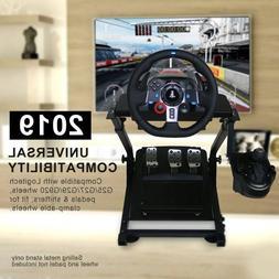Racing Steering Wheel Stand for Logitech G25, G27, G29, G920