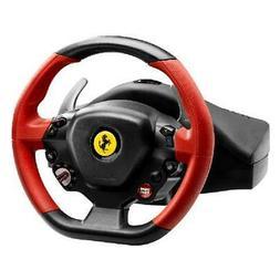 Racing Steering Wheel Xbox One Ferrari Video Driving Game Co