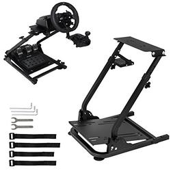 Superland Racing Wheel Stand with V2 Support Game Support fo