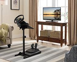 One Source Living RH160002G-OR Pro Racer Game Stand