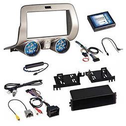 PAC RPK5-GM4101 Chevrolet Camaro Integrated Radio Replacemen