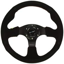 NRG Innovations RST-012S-RS Reinforced Steering Wheel